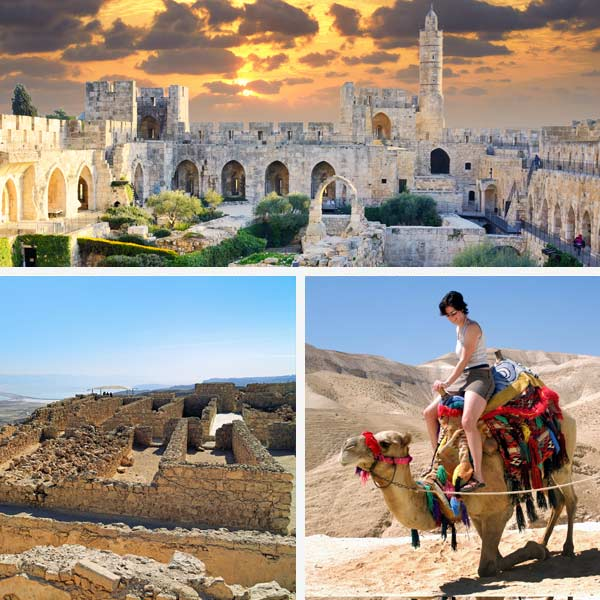 Bar Mitzvah tours in Israel