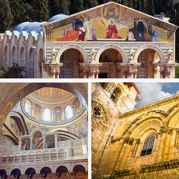 CHRISTIAN HOLY LAND ISRAEL TOUR