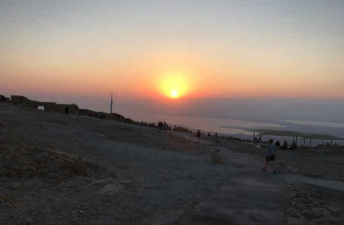 private tour to Masada and Dead Sea