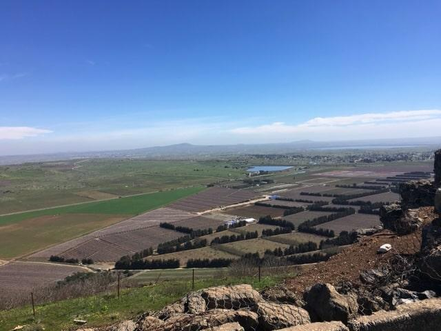 golan heights jeeps tours