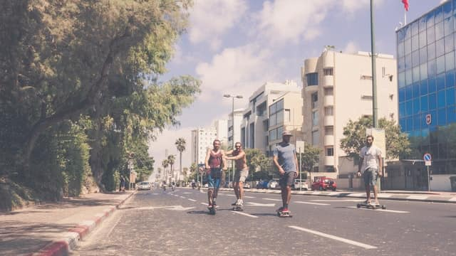 HOW TO SPEND A WEEKEND IN TEL AVIV
