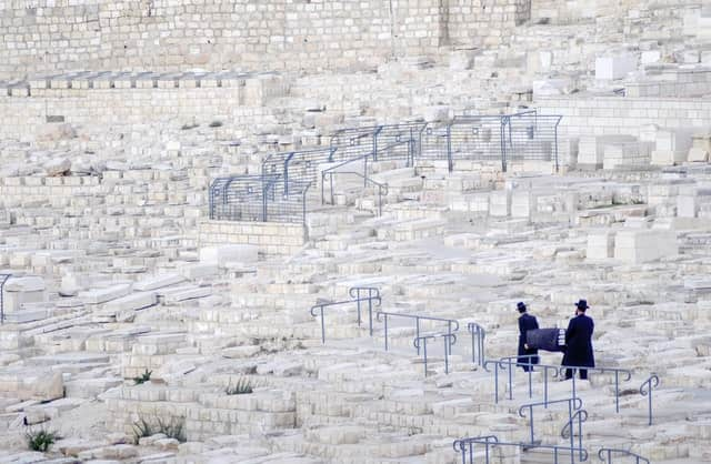 WHAT TO SEE FROM MOUNT OF OLIVES