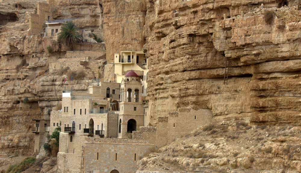 Excursions to Monasteries of the Judean Desert, Excursions to Jericho