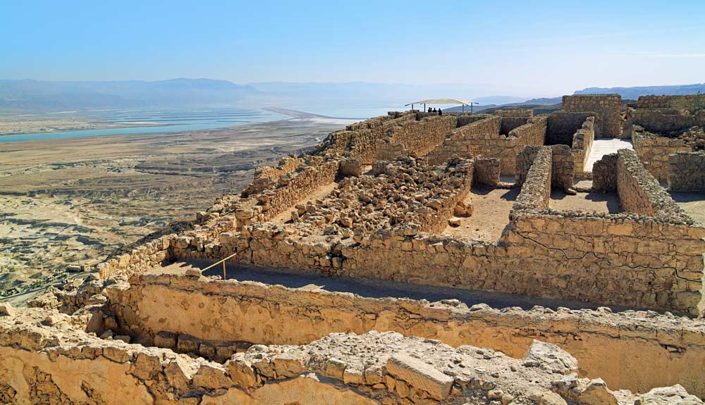DEAD SEA AND MASADA PRIVATE TOUR