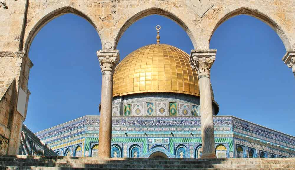 JERUSALEM AND BETHLEHEM TOUR