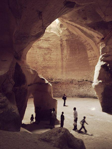 guided_tours_in_israel_Bell_caves_in_Beit_Guvrin