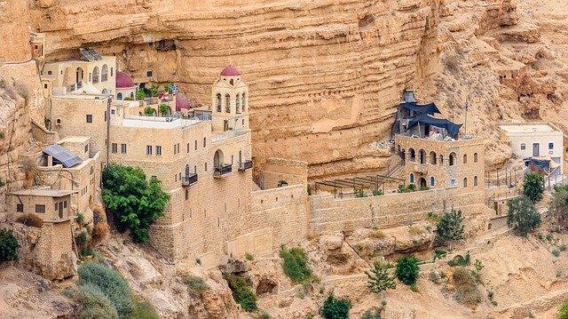 visit mar saba monastery in the judean desert